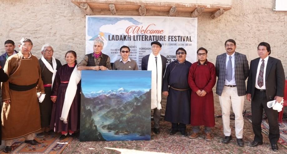 First-ever Ladakh Literature Festival concludes in Leh