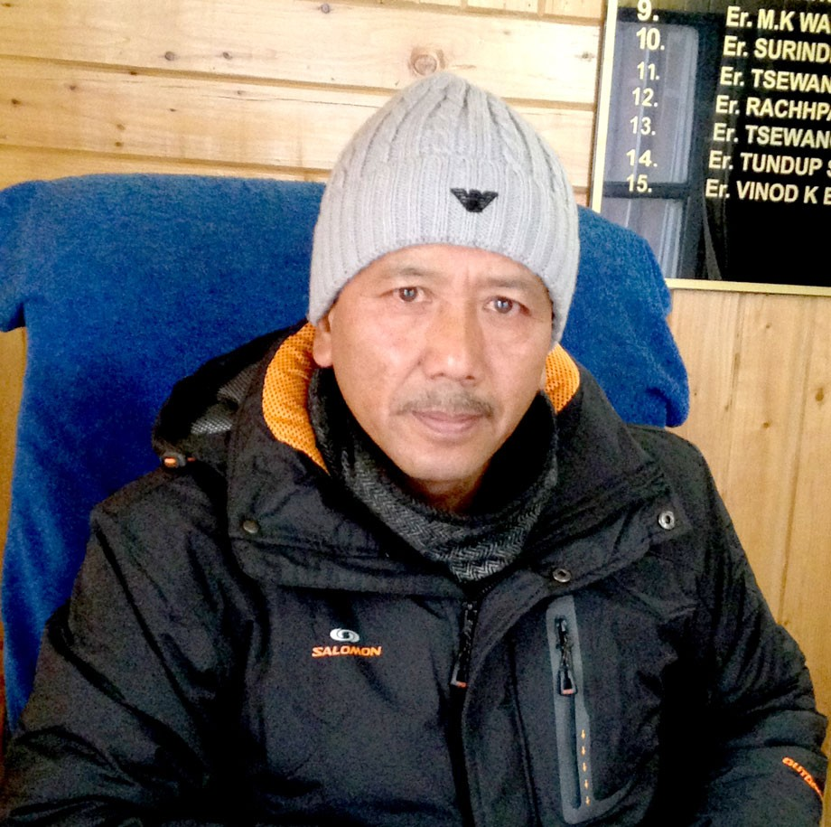 In Conversation with Tsewang Paljor, Executive Engineer, PDD, Leh