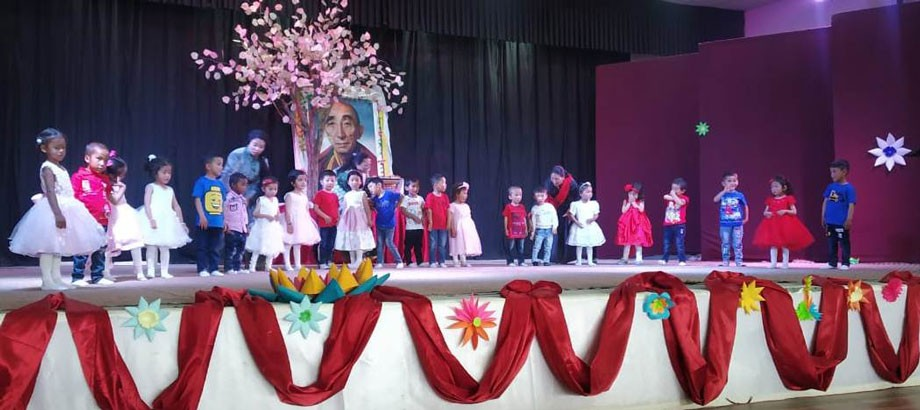 Council Model School, Spituk celebrates annual day