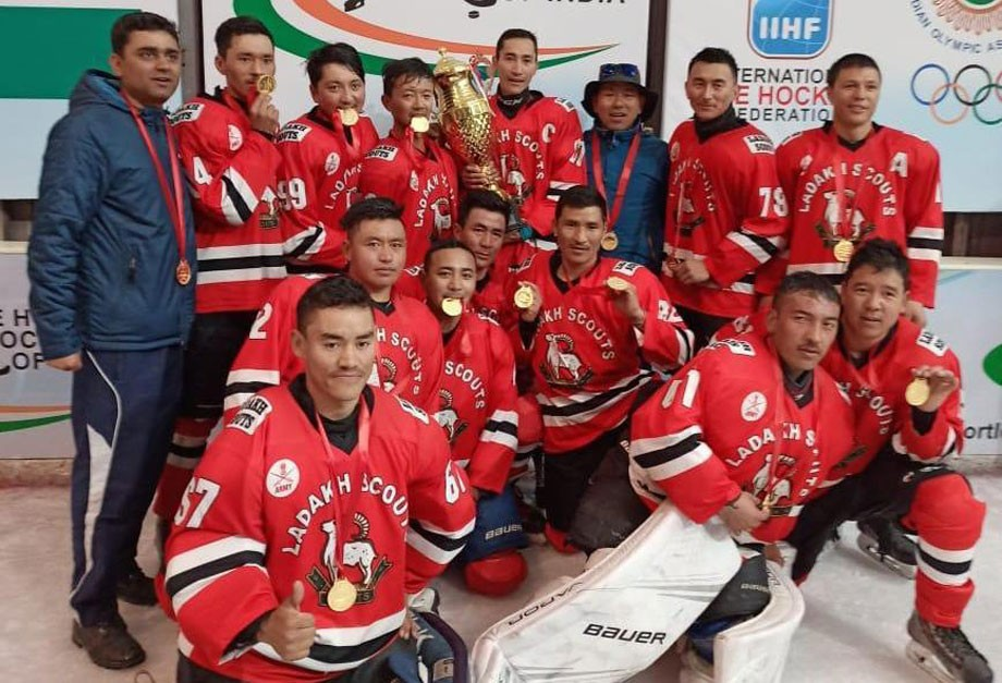Army Red beat ITBP by 6-5 goals, wins 9th National Ice Hockey Championship