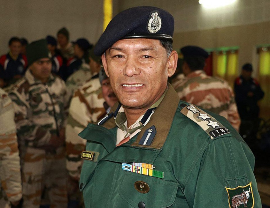 In Conversation with Tashi Namgyal, Commandant, ITBP