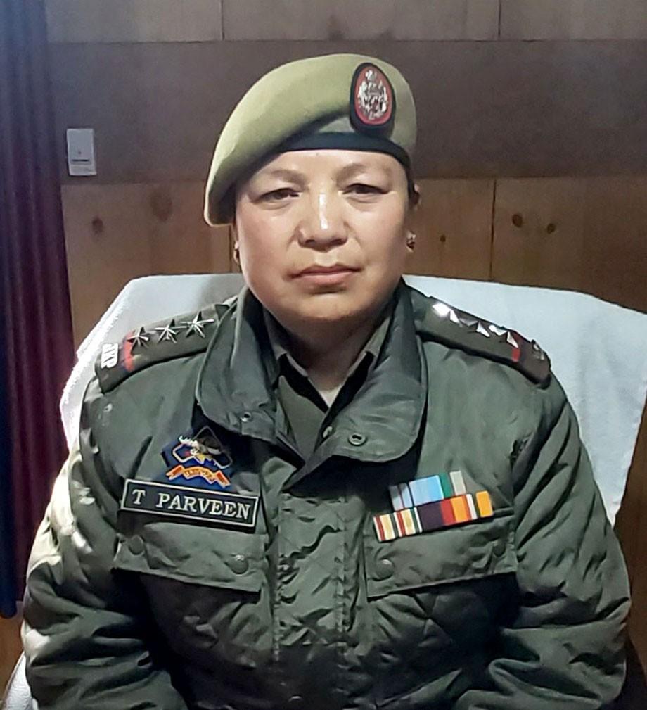 In Conversation with Inspector, Tasleema Parveen, SHO, Women Police Station, Leh