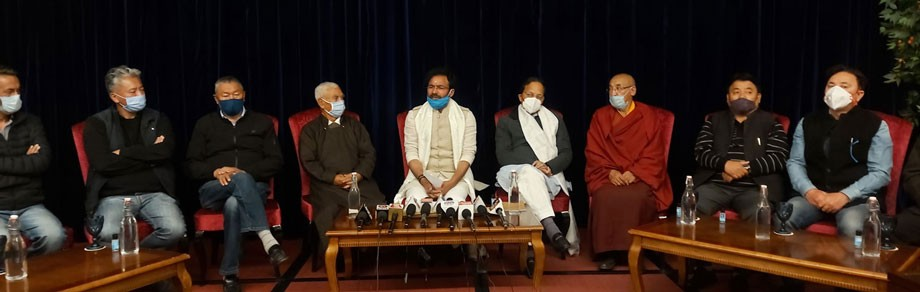 Apex body calls off election boycott after Home Minister's assurance on safeguards for Ladakh