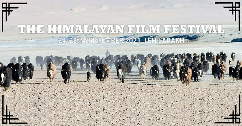 Ladakh all set to host first Himalayan Film Festival on September 24
