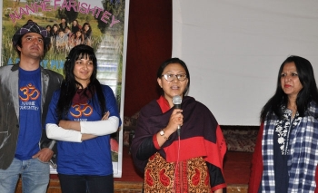 'Nanhey Farishtey' film screened in Leh