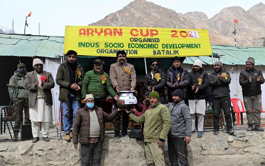 Indus Batalik-A wins Aryan Cup archery tournament