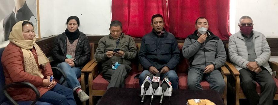 LAHDC, Leh election: Congress wins 9 out of 26 seats