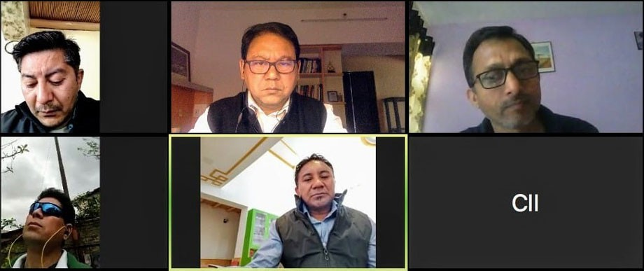 First CII, Ladakh Council meeting held