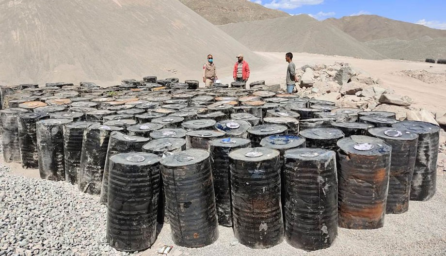 11 arrested in connection with bitumen scam in Leh