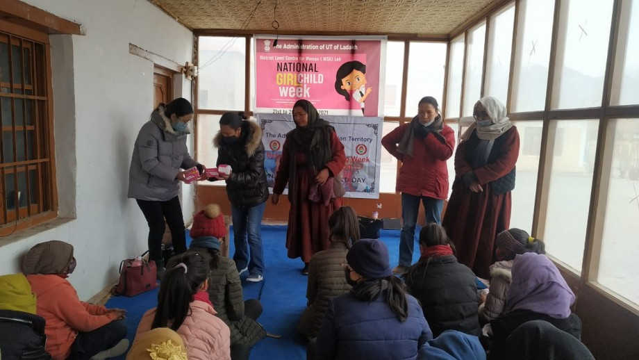 ICDS conducts awareness campaign on Beti Bachao Beti Padhao