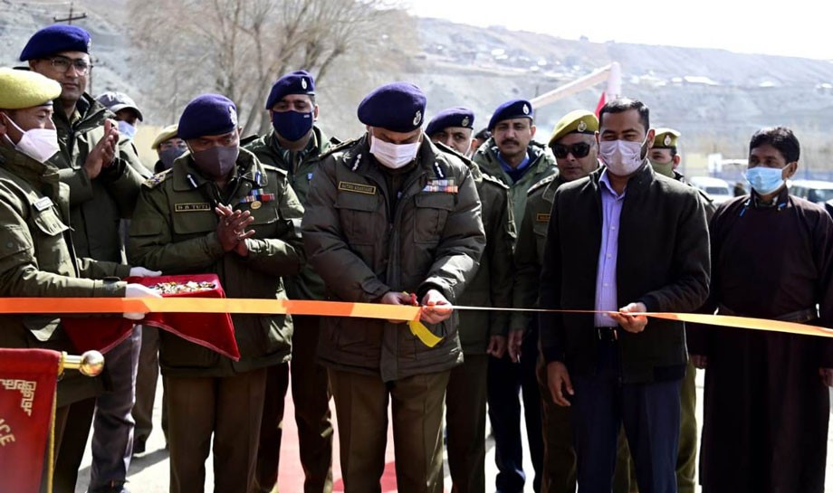 ADGP Ladakh inaugurates Police Public Archery Tournament