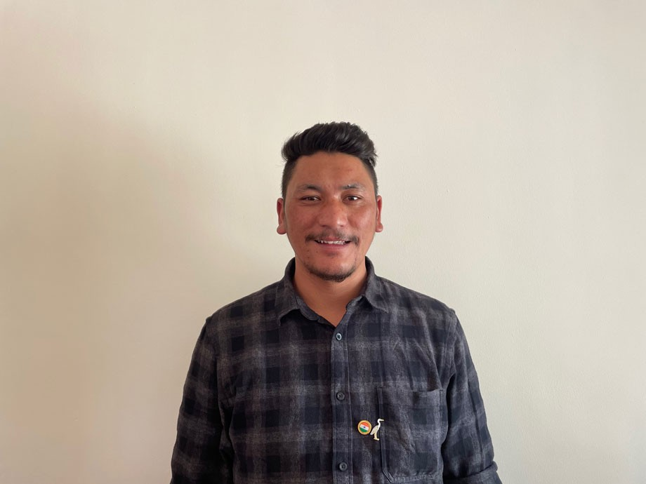 In Conversation with Jigmet Tharchin, Mountaineer