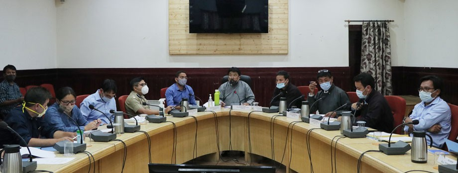 Hill Council, Leh formulates ₹24.63 crore action plan under BADP for 2020-21