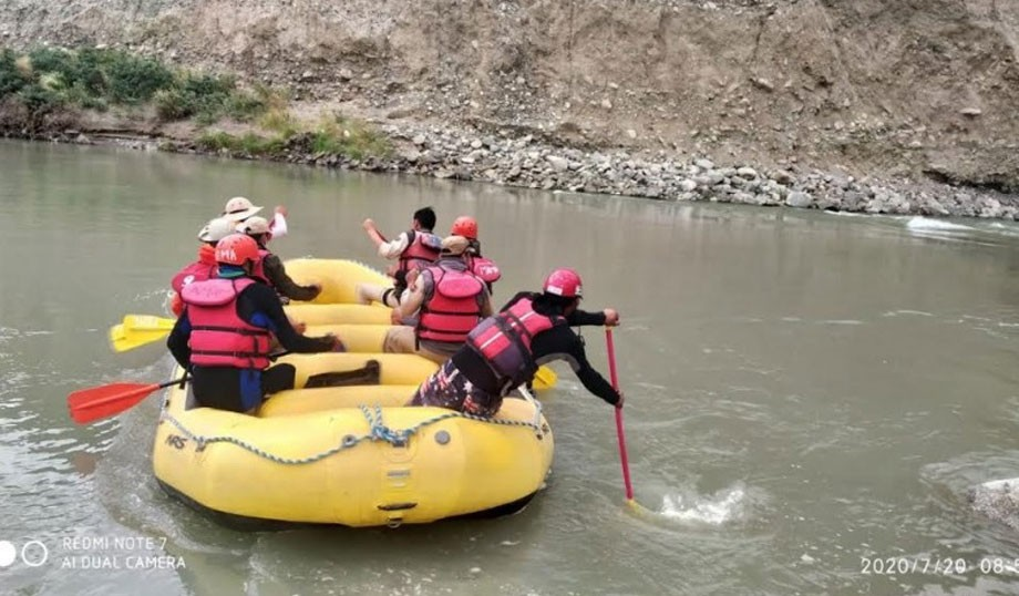 Body of missing girl found in Indus River