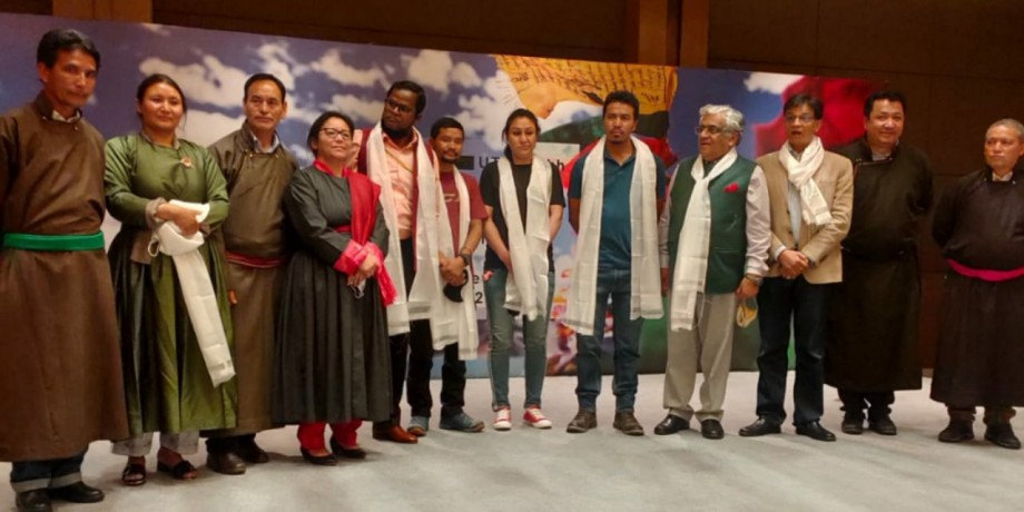 Ladakh Tourism's participation in SATTE 2021 ends on high note