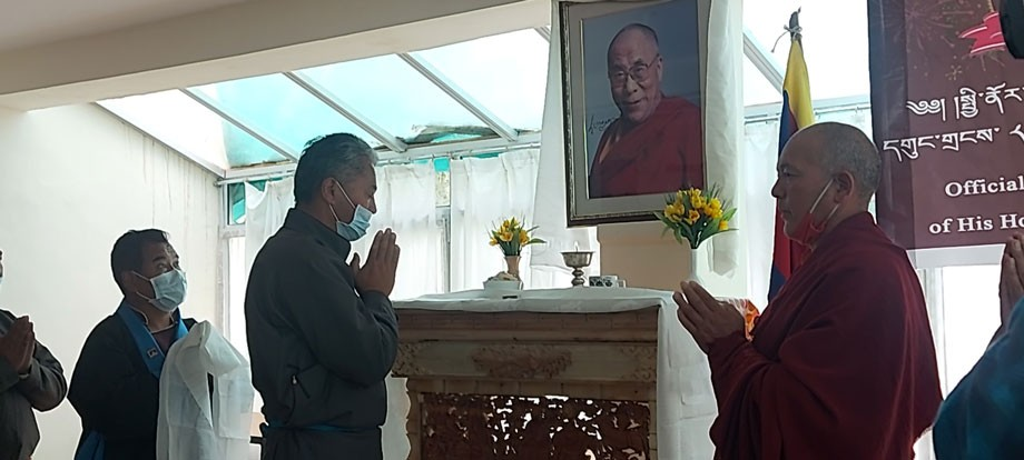Ladakh celebrates 85th birth anniversary of His Holiness Dalai Lama.