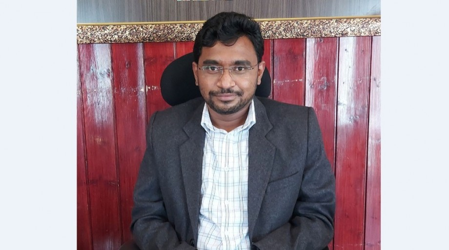 In Conversation with Shrikant Balasaheb Suse, District Magistrate, Leh