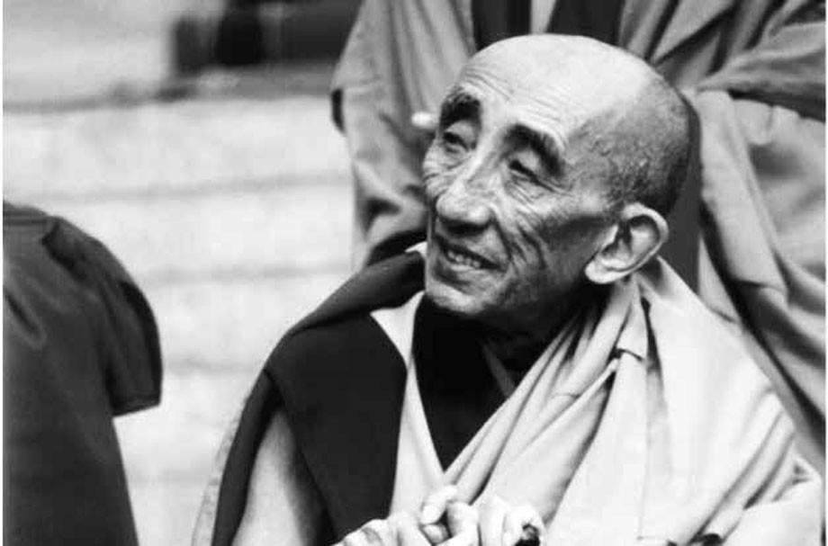 A tribute to the 19th Kushok Bakula Rinpoche on his 103rd birth anniversary